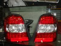 Диодные стоп-сигналы для Toyota Kluger
