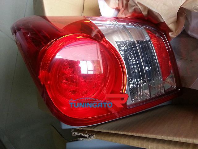 Стоп-сигналы (светодиодные красные) для TOYOTA Fielder 2006-