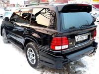 Спойлер под стекло на Land Cruiser 100, Lexus LX470