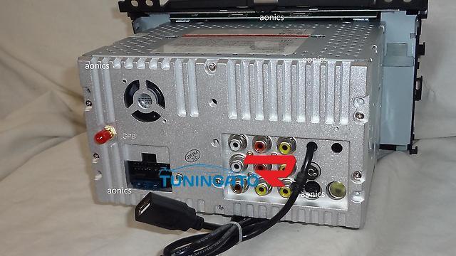 Штатная магнитола для Toyota Land Cruiser Prado 120