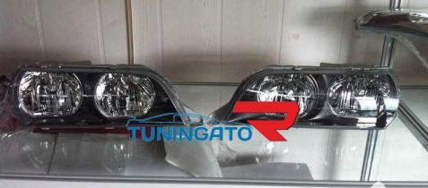 Фары хрустальные для Toyota Chaser 96-2001г.