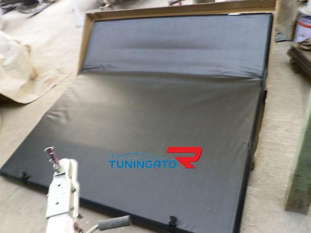 Крышки кузова секционные мягкие для Tundra 2007