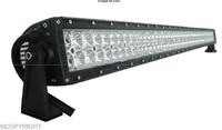 Светодиодная панель для авто 4х4 (1120мм) 100LED