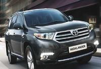 Дневные ходовые огни для Toyota Highlander 2011-