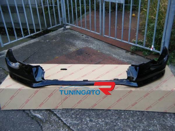 Обвес накладка на передний бампер для TOYOTA VANGUARD