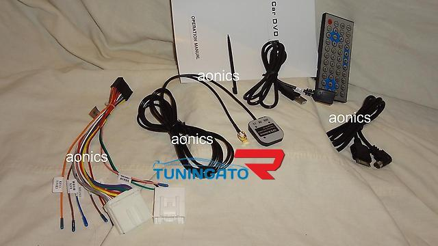Штатная автомагнитола для MMC Pajero Sport 2008-