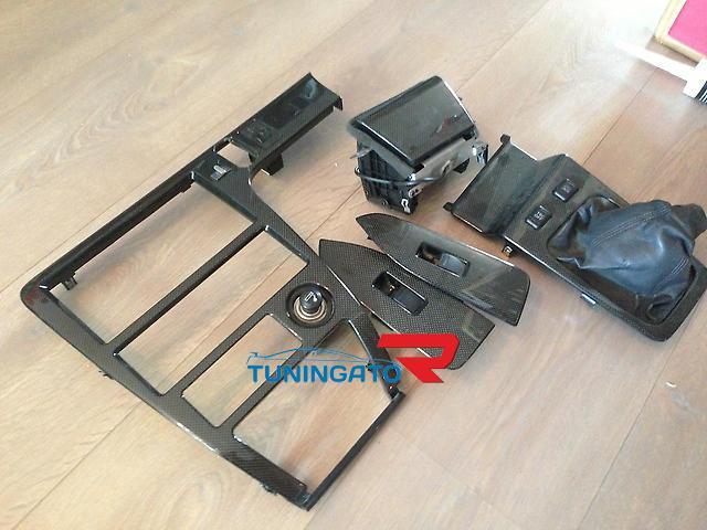 Набор карбон панелей для JZX-100 Mark2\Cresta