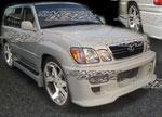 Lexus LX 470 Бампер передний тюнинговый V1