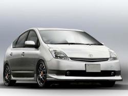 Аеродинамический обвес для Toyota Prius 2003-09г..