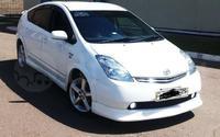 """Аеродинамический обвес """"WALD"""" для Toyota Prius 2003-09г.."""