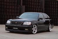 """Аеродинамический обвес """"WALD"""" для Toyota Crown 99-03г."""