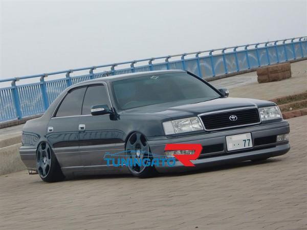 """Аеродинамический обвес """"WALD"""" для Toyota Crown 96-00г."""