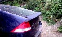 Спойлер для Honda Insight 08-