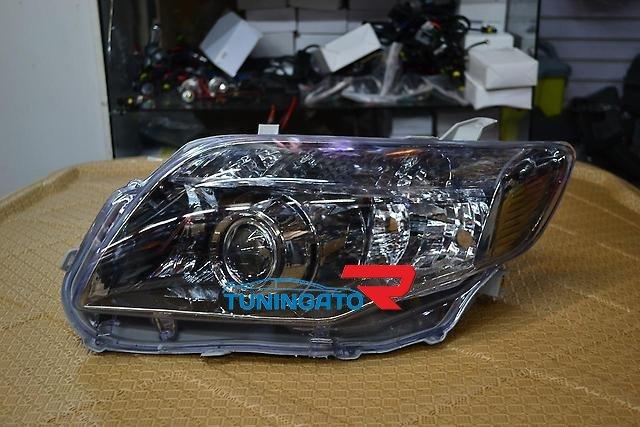 Фары линзовые ксенон для Toyota Axio 2007+