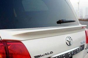 Спойлер WALD под заднее стекло для LAND Cruiser 200