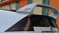 Спойлер Mugen на крышку багажника для Honda Insight 08-