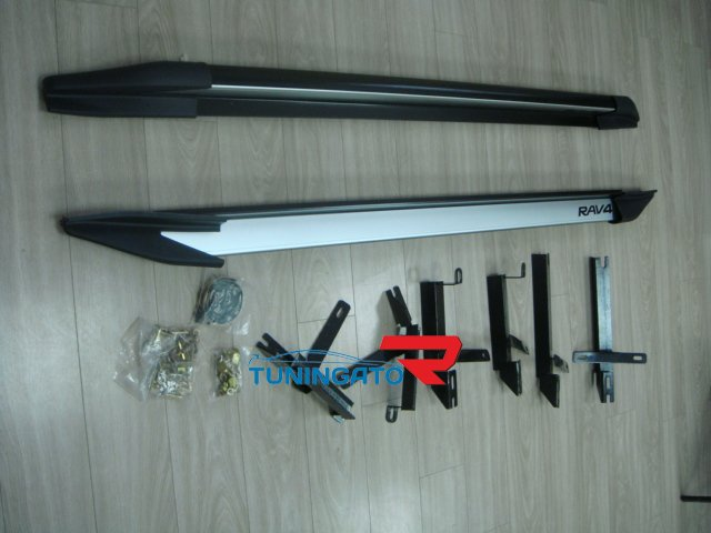 Подножки боковые для RAV4 / VANGUARD 2006 Тайвань