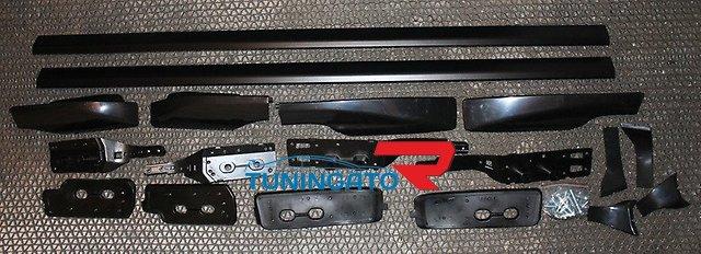 Релинги продольные FRV-D060826 RAV4 2006