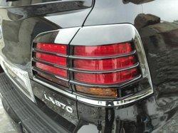 Накладки на стопы Lexus LX 570 2014г.
