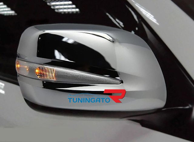 Корпуса зеркал Toyota Land Cruiser 200 / Lexus LX 570