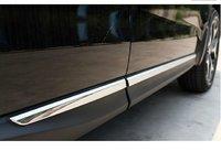 Хром молдинги на двери для Subaru Forester 2012+