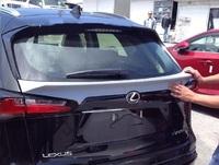 Спойлер под стекло на 5ю дверь для Lexus NX