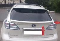 Задний спойлер под стекло Aimgain для Lexus RX 2010-15г.