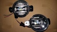 Противотуманные фары в бампер LED для NISSAN PATROL Y62 (2010-)