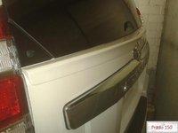 Спойлер под заднее стекло на Toyota Prado150