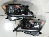 Фары черные для LEXUS LX570 12-