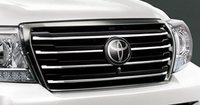 Эмблема Toyota (лэйба) для Land Cruiser 200