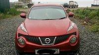 Ресницы на фары для Nissan Juke