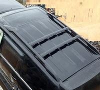 Поперечины ( рейлинги ) для Lexus GX470 ( Черные )
