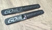 Эмблема 60th Anniversary (лэйба) для Land Cruiser 200
