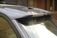 Козырек на лобовое стекло OffRoad для Toyota Land Cruiser 100-105