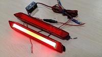 Фонари в задний бампер светодиодные для TOYOTA HARRIER (2014+)