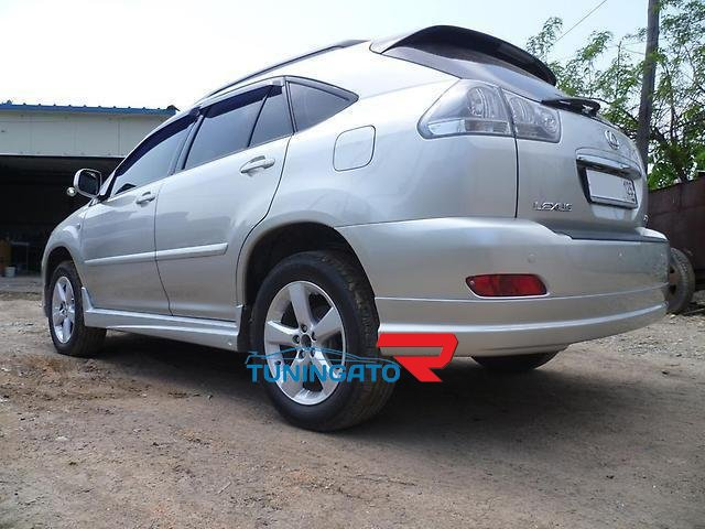 Обвес Jaos для TOYOTA HARRIER (2002- 2006)