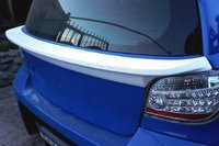 Спойлер под стекло AXIS на Toyota Vitz 99-05г