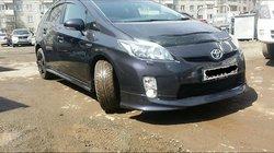 """Аэродинамический обвес """"Modellista"""" аналог для Toyota Prius 30"""