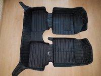 Коврики в салон экокожа 3D для Subaru Forester 2012-
