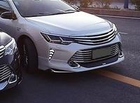 Ходовые огни в бампер Тип3 для Toyota Camry 2014-