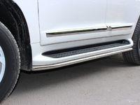 Защита подножек на Toyota Prado 2009- 150