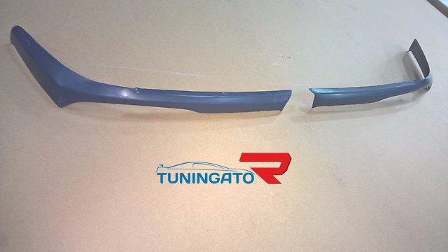 Ресницы (реснички) на фары Toyota Tundra \ Sequoia 2008-12г