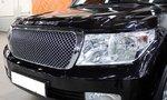 Решетка радиатора хром Bentley Type для LAND CRUISER 200 (07-)