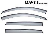Дефлекторы боковых окон для BMW X6 08-14