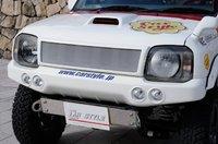 Передний бампер Carstyle для Suzuki Jimny 23 кузова