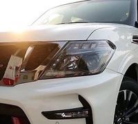 Фары NISMO для Nissan Patrol 2010г.+