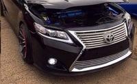 Бампер передний в стиле Lexus Toyota Camry 40 09-11г.