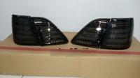 Диодные стоп-сигналы дымчатые для Toyota Crown 04-08г 180