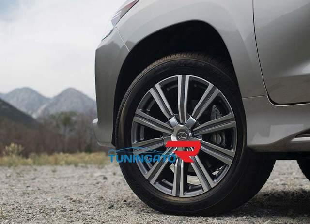 Диски колесные (литьё) LX для Lexus LX570 \ Land Cruiser 200